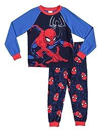 Boys 2-Piece Cotton Pajama Set, Top & Jogger Pants
