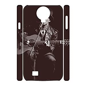 T-TGL(RQ) Samsung Galaxy S4 I9500 3D High-Quality Phone Case Bruno Mars with Hard Shell Protection