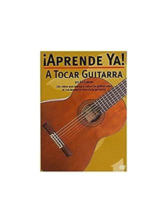 Aprende Ya] A Tocar Guitarra DVD Edition: Amazon.es: Cine y Series TV