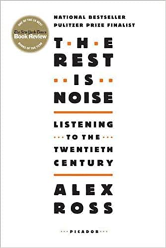 The rest is noise listening to the twentieth century kindle the rest is noise listening to the twentieth century kindle edition by alex ross arts photography kindle ebooks amazon fandeluxe Images