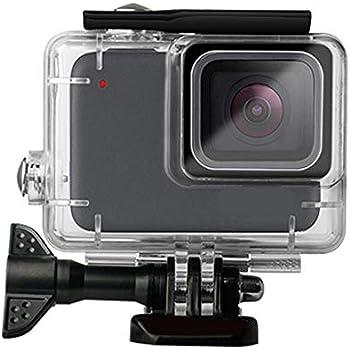 Amazon.com: Funda impermeable para GoPro Hero 7, funda ...
