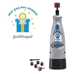 Dremel 7300-PT 4.8V Pet Nail Grooming Tool 6