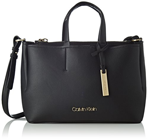 Noir Sac Black Up Calvin 29 Medium cm à Step Klein main q4STwzSpO