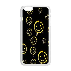 Cute Smile Face Hot Seller Stylish Hard Case For Iphone 6 Plus