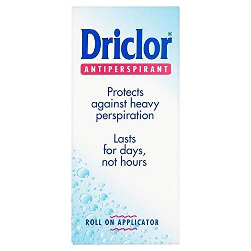 Driclor Antiperspirant Roll On Applicator 20 ml