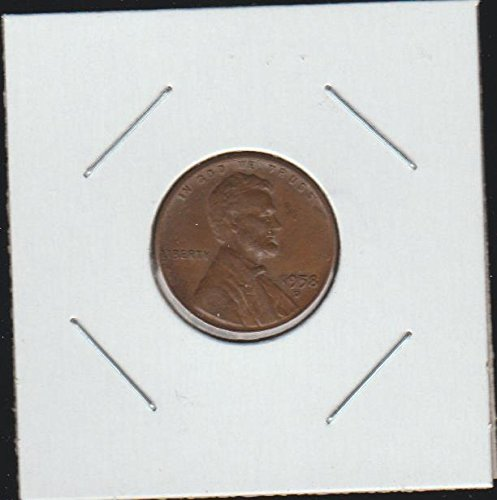 1958 D Lincoln Wheat (1909-1958) Penny Choice Extremely Fine