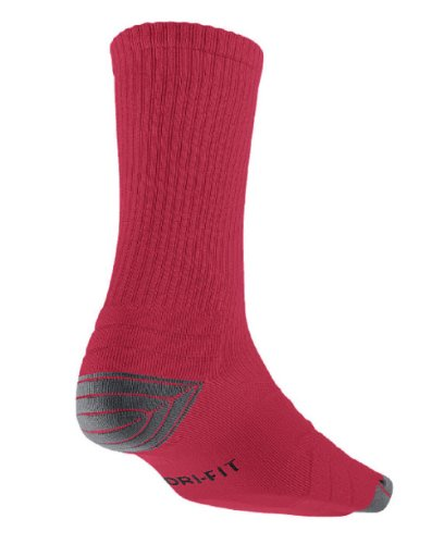 Nike Elite Running Cushioned C Menssx4540 Hyper Rood / Nano Grijs / Zwart / Zwart
