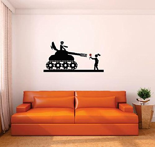 Design With Vinyl 3 Pro 140 Decor Item Peace Military Tan...