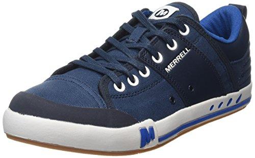 Rant Sneaker Blau Herren Indigo Merrell w5OqUgx
