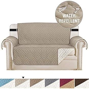 Amazon Com Chhkon Sofa Cover Waterproof With Anti Skip