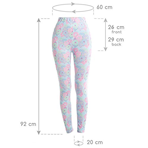 YICHUN - Leggings - para mujer 18#