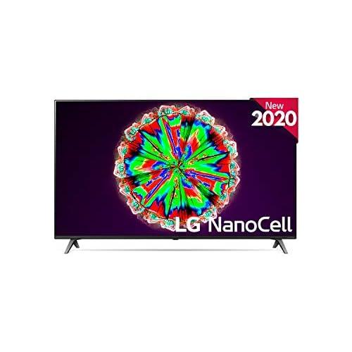 chollos oferta descuentos barato LG 55NANO806NA Smart TV 4K NanoCell 139 cm 55 con Inteligencia Artificial Procesador Inteligente Quad Core Deep Learning Local Dimming HDR 10 Pro HLG Sonido Ultra Surround