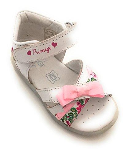 Primigi - Sandalias de vestir de Piel para niña Weiß