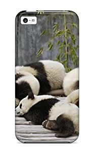 Perfect Fit Panda Case For Iphone 5c