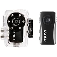Veho VCC-004-ATOM-NPNG Super Micro Muvi Atom Handsfree Camcorder with Waterproof Case and 4 GB Memory