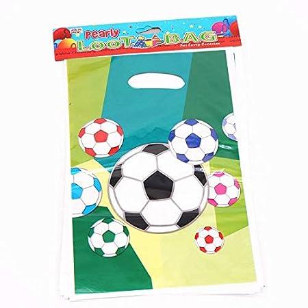 juego De Fútbol Tema De Fútbol Fiesta De Globos Vajilla ...