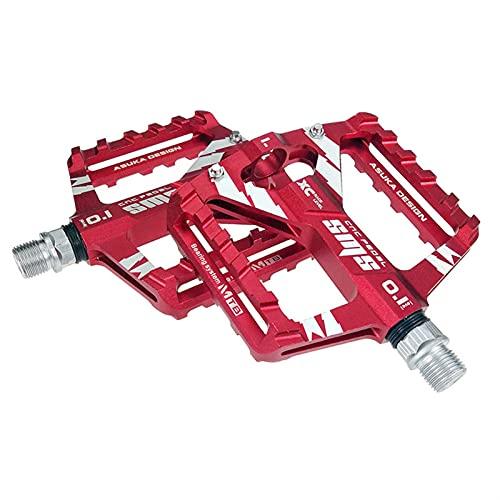SXCXYG Fiets Pedalen Pedalen Voor Fiets Aluminium Fiets Pedalen Comfortabele Brede Pedali Mtb Road Fietsen Mtb…