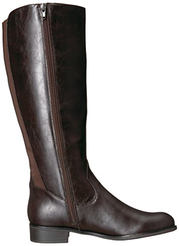 Brown Riding LifeStride Dark Boot Women's Sikora wxqTO4pXU