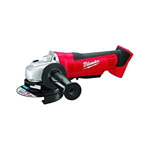 Bare-Tool Milwaukee 2680-20 18-Volt M18 4-1/2-Inch Cut-off/Grinder (Tool Only, No Battery)