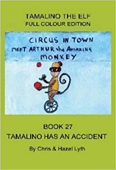 Book Tamalino the Elf. Tamalino Has an Accident: Bk.27. Full Colour Edition.