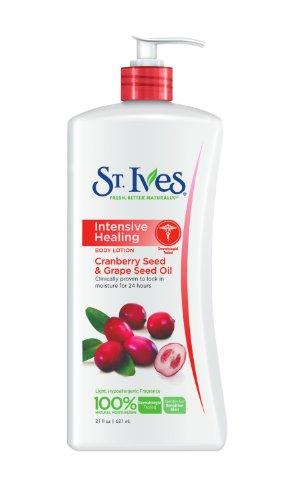 St. Ives guérison Intensive Lotion pour le corps, 21 onces