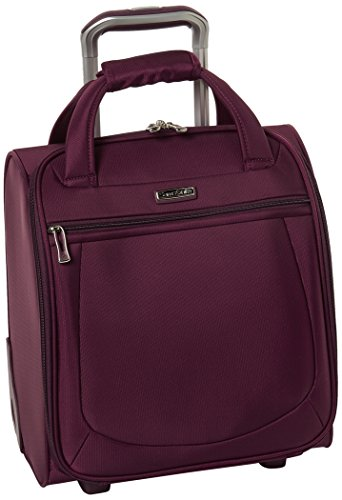 Samsonite Mightlight 2 Softside Wheeled Boarding Bag, Grape Wine