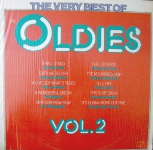 The Very Best Of The Oldies Vol. 2
