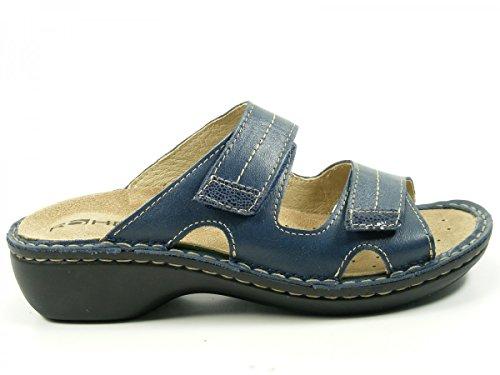 Zapatos verde oliva Rohde para mujer 4bhUsN75e