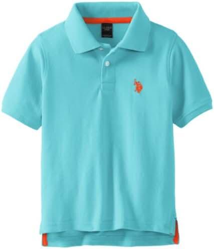U.S. Polo Assn. Boys' Classic Polo Shirt