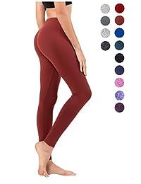 Queenie Ke Women Power Flex Yoga Pants Workout Running Tights Plus Size Leggings