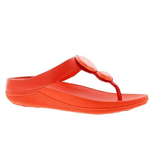Fitflop T Tira Flame Con H14 A Sandalias Mujer wqZP7B4
