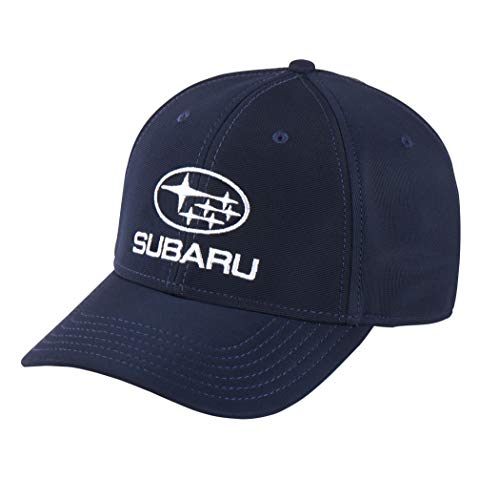 (SUBARU Hat Genuine Luxe Performance Cap Hat Impreza STI WRX Forester Legacy Outback Ascent Crosstrek)