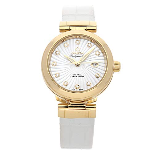 Omega De Ville Mechanical (Automatic) Mother-of-Pearl Dial Womens Watch 425.63.34.20.55.002 (Certified Pre-Owned)