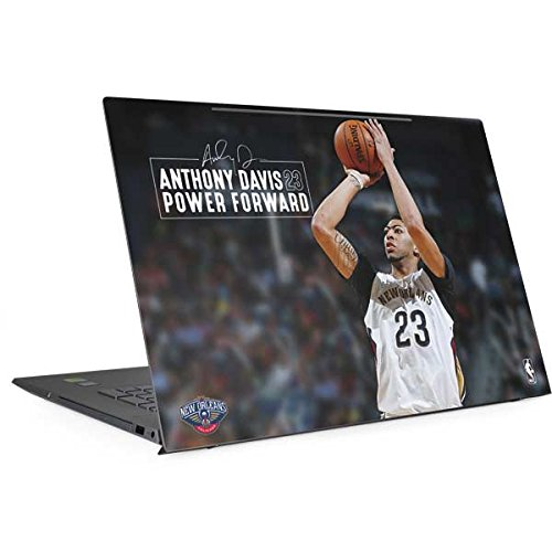 Skinit NBA New Orleans Pelicans Envy 17t (2018) Skin - Anthony Davis #23 New Orleans Pelicans Power Forward Design - Ultra Thin, Lightweight Vinyl Decal Protection by Skinit (Image #4)