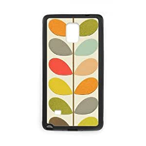 Orla kiely Brand Logo For Samsung Galaxy Note 4 Custom Cell Phone Case Cover 99ER047069