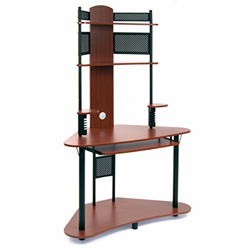 Arch Tower (Offex Home Office Arch Tower Cherry / Black)