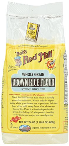 bob red mill brown rice - 5