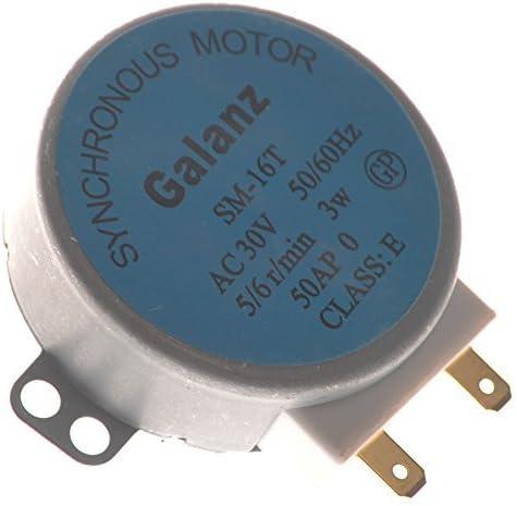 Pulli para plato giratorio del microondas motor GALANZ SM-16T AC ...