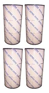 2) Hayward azul C4020PA106C-7488cartuchos de filtro de repuesto |, CX880X rebvs (par)