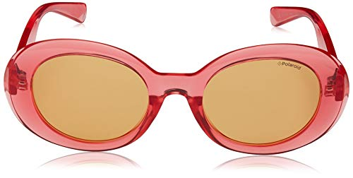 PINK de Polaroid Sol ORANGE PLD S 6052 mujer Gafas pYqdxw4BY