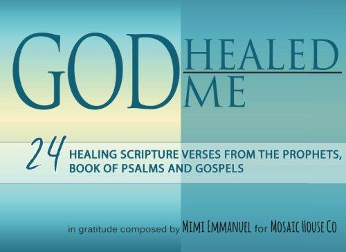 GOD Healed me (Live Forever) (Volume 1)
