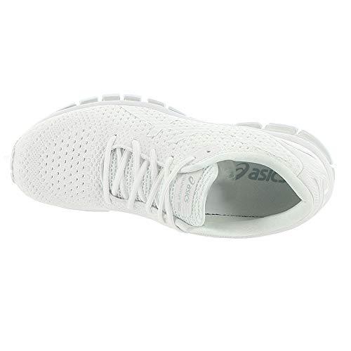 White 2 Gel Asics Chaussures white Femmes Knit quantum 360 Pour nXnHST8
