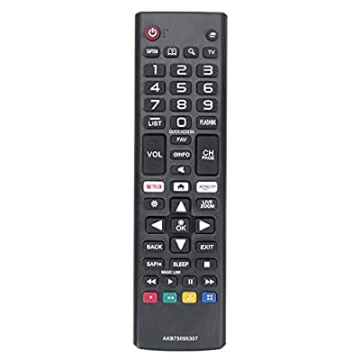 New Universal Remote Control for LG TV Replacement for LCD LED HDTV Smart TVs Remote