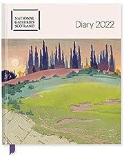 National Galleries Scotland Desk Diary 2022