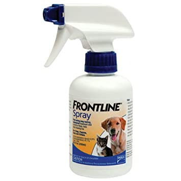 Frontline Flea & Tick Spray - 8.5 oz
