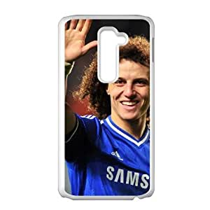 LG G2 White David Luiz phone cases protectivefashion cell phone cases YTQG5136407