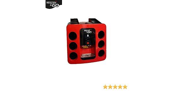 Nescafé & Go Bebidas máquina para Bebidas Calientes W420 x D507 X ...