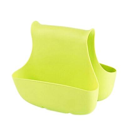 c6cefa3a2797a Amazon.com: ZaH Hanging Soap Box Plastic Soap Holder Soap Case Soap ...