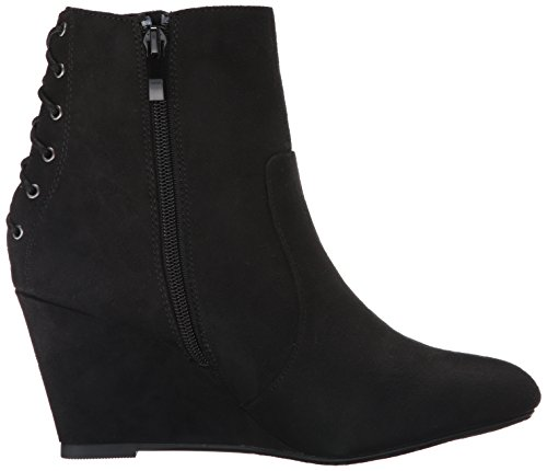Boot Women's Super Suede CL Laundry Black Chinese by Valto xTaqXFv