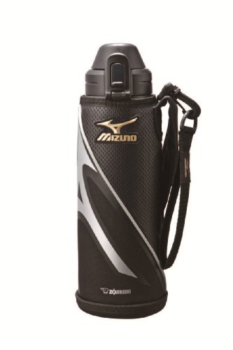 Zojirushi MIZUNO Thermal Stainless Cool Bottle 1.03 liter ( 34.8 oz. ) | SD-AM10-BA (Japan Import)